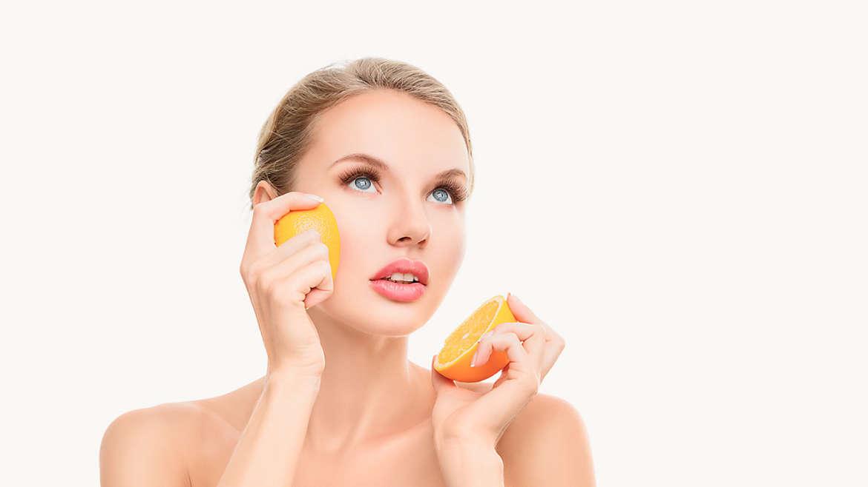 Skin Regeneration Vitamin C