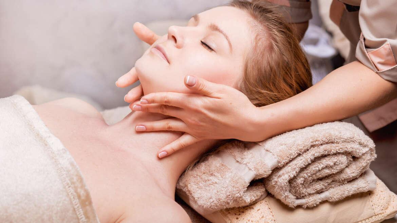 Lymfodrenážní masáž ruční